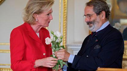 Prinses Astrid krijgt eigen roos die haar naam draagt