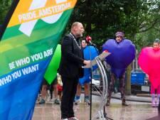 Pride Amsterdam van start op de Westermarkt: 'We moeten ons blijven uitspreken'