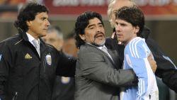 """The making of Lionel Messi, deel 3. De erfenis van Maradona: """"Hij is geen echte Argentijn"""""""