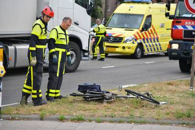 Zwaargewond slachtoffer aanrijding Breda is 71-jarige vrouw