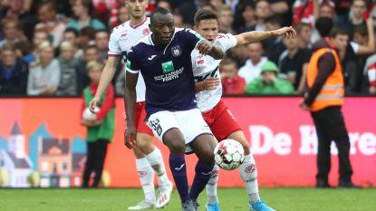 LIVE. Mboyo schiet Kortrijk langszij na lichte penalty vroeg in de tweede helft