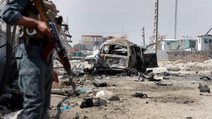 Man die granaat naar school gooit en nog zeven anderen komen om bij drie aanslagen in Afghanistan