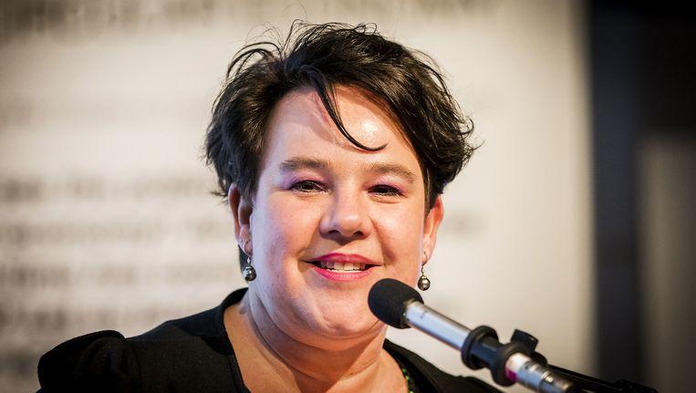 Staatssecretaris Sharon Dijksma (Infrastructuur en Milieu) Beeld anp