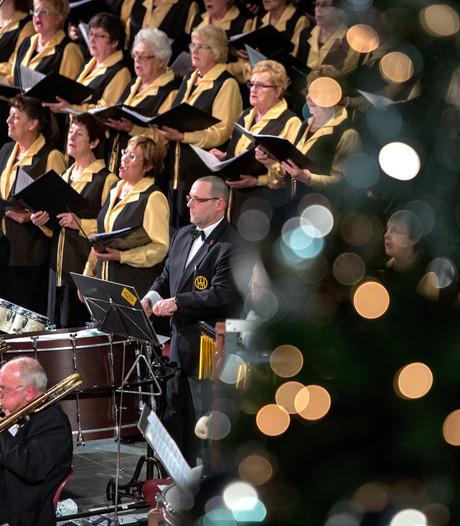 Volkskerstzang op zondag 17 december in provinciehuis