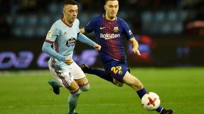 Sterke Vermaelen speelt met veredeld B-elftal van Barça gelijk tegen zwarte beest, Dembélé maakt comeback