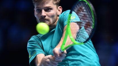 """LIVE (15u): Federer: """"Ik speel liever tegen Goffin dan tegen Thiem"""""""