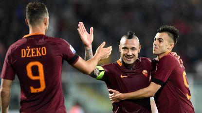 'Il Ninja' alweer belangrijk voor Roma: sterke Nainggolan prikt nummer tien in Serie A binnen (1-4)