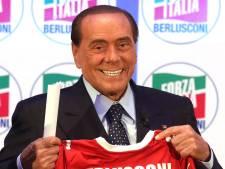 Geen baard  en tatoeages bij nieuwe club Silvio Berlusconi