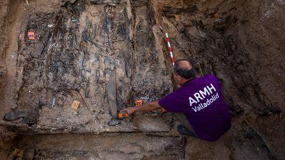 Archeologen vinden meer dan 200 lichamen in Spaanse massagraven