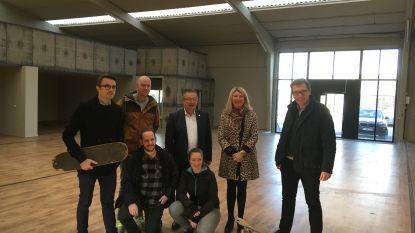Na tien jaar vragen: Sint-Michiels krijgt eindelijk indoor skatepark