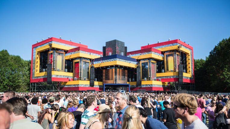 Awakenings Festival in Spaarnwoude Beeld Eva Plevier