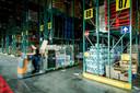 Een distributiecentrum van Jumbo (Breda), dat volgens Agata Olejarczyk lijkt op dat in Den Bosch.