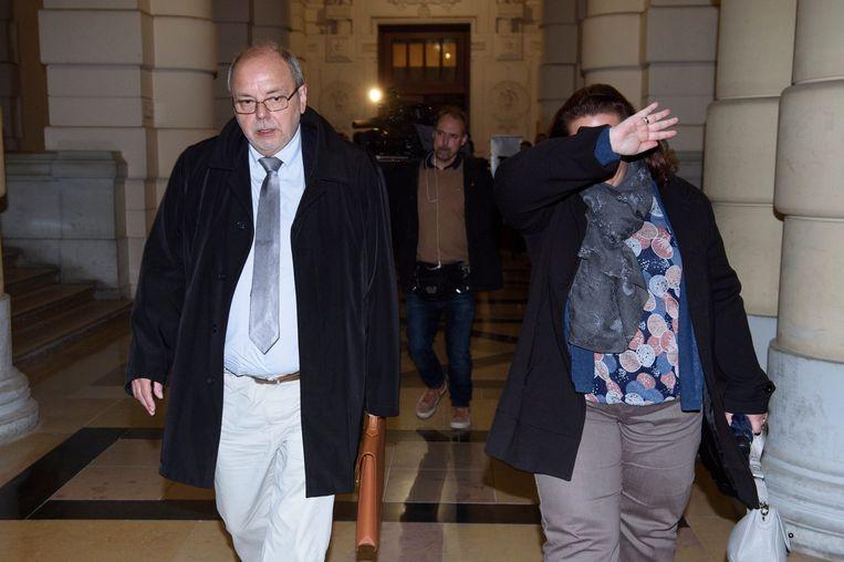 Start van het proces tegen tegen Vlaams parlementslid Christian Van Eyken en Sylvia B., zijn voormalige parlementaire medewerkster, die terechtstaan voor moord