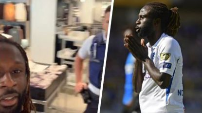 """Pro League haalt uit naar H&M Vilvoorde na incident met Ndongala: """"Onaanvaardbaar"""""""