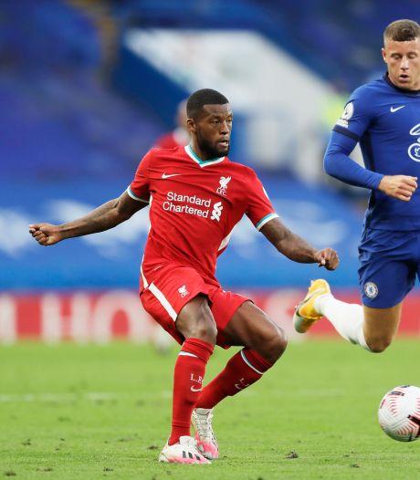 Wijnaldum sliep niet door horrorblessure Virgil van Dijk: 'Everton ging veel te ver'
