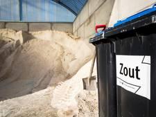 Amsterdam met 5 miljoen kilo zout klaar voor kou