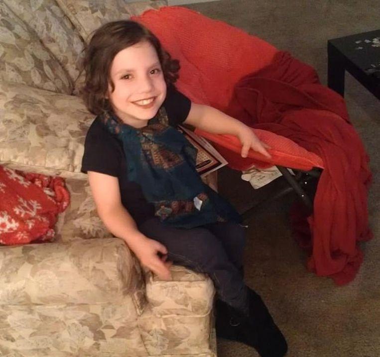 Deze foto van Natalia Grace dateert uit 2012. Door haar aandoening is het moeilijk om haar precieze leeftijd te bepalen.