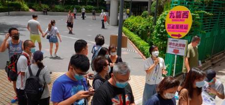 Oppositie Hongkong houdt voorverkiezing, ondanks dreigementen