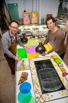 Het ambacht mag weer: Brabants culturele werkplaatsen doen het goed