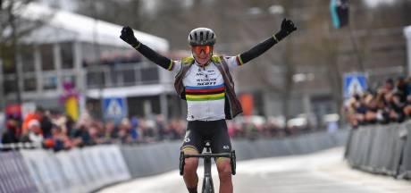 Annemiek, Estavana en al die andere topsporters staan weer te popelen om te beginnen:  'fingers crossed'