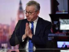 Londres dit vouloir un accord mais renvoie la balle à Bruxelles