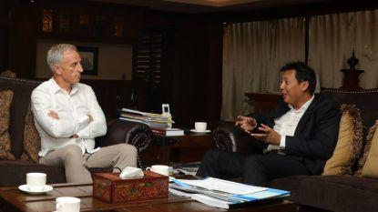 Eric Abrams wordt technisch directeur van voetbalbond Myanmar