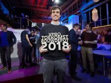 Lex Hoefsloot van Lightyear Eindhoven winnaar VPRO-prijs De Toekomstbouwers