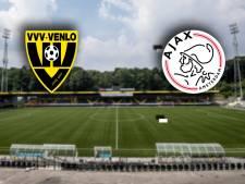 Ajax kan druk weer bij PSV leggen met winst in Venlo