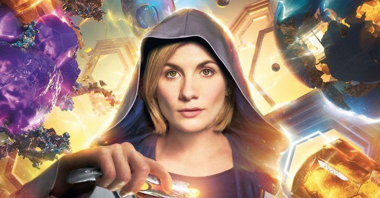 Jodie Whittaker overtuigt iedereen ervan dat de Doctor ook een vrouw kan zijn.