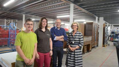 Kringwinkel ViTeS wil jongeren makkelijker aan werk helpen door hen ervaring te laten opdoen