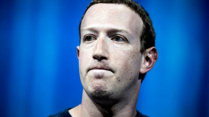 Grote aandeelhouder wil ontslag van Mark Zuckerberg als voorzitter Facebook