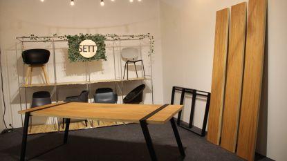 Leuvense start-up SETT.design brengt handigheid en design samen