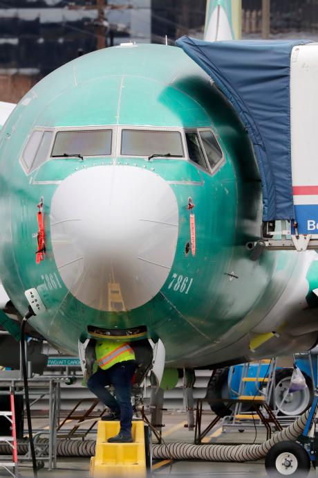 Le Boeing 737 MAX ne revolera pas avant mi-2020