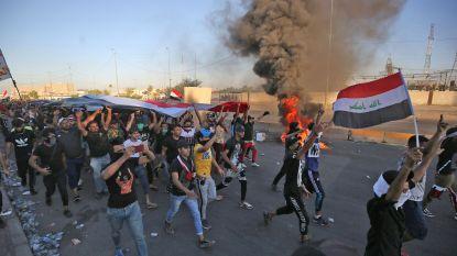 Dodental protesten Irak loopt op tot 93