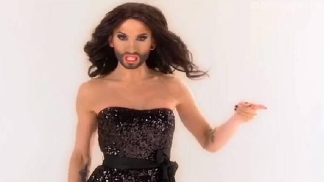 Maak je borst nat, Axel Hirsoux: zo klinkt song van 'vrouw met baard'
