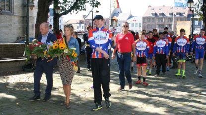 Vlam van Bayeux naar Eindhoven