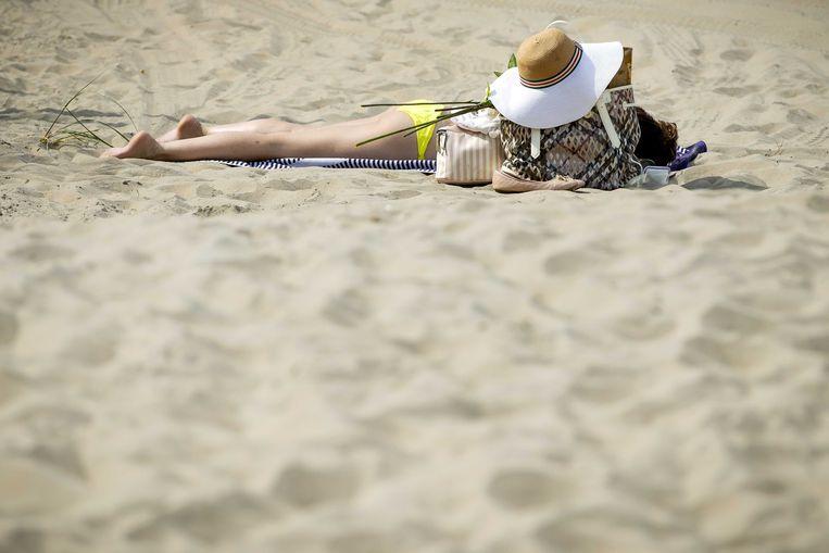 Ook huidkanker komt relatief vaak voor in Nederland. Beeld ANP