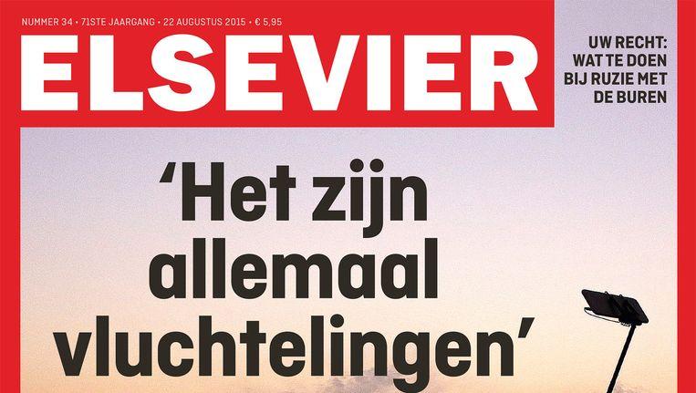 Elsevier bespreekt 13 'misverstanden' over migratie Beeld
