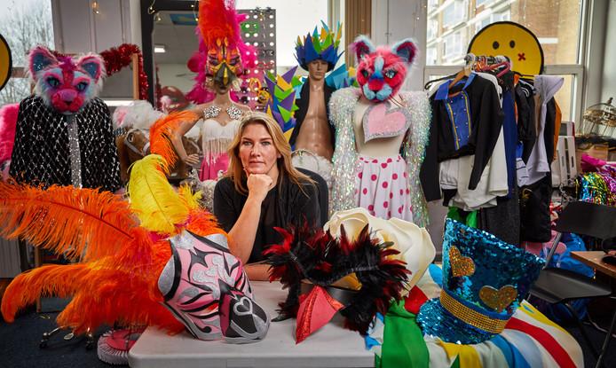 Danseres Jet van Dijk: ,,Het Rotterdamse nachtleven werd mijn redding. In Nighttown danste ik met gelijkgestemden.''