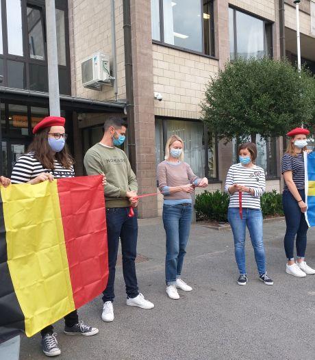 Brugse VHSI gaat samenwerken met Zweedse school