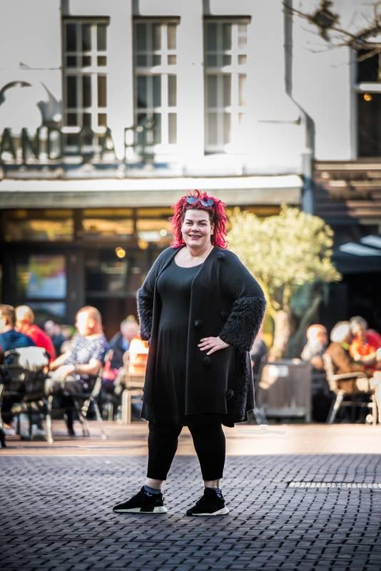 Patricia Knijnenburg: ,,Ik wil het mensen naar de zin maken.''