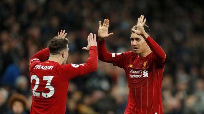 Ook Tottenham kan Liverpool niet stoppen, The Reds zetten strafste puntenreeks ooit neer in Premier League