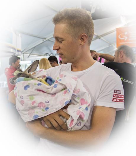 Lammertink knecht voor Australische ploeggenoot in Tour Down Under