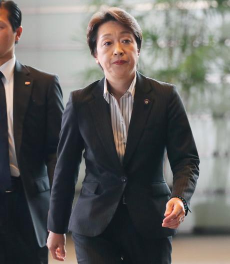 Oud-schaatsster Hashimoto olympisch minister