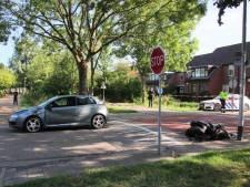 Scooterrijder gewond bij botsing in Vlissingen