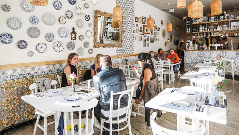 Restaurant Girassol Beeld Eva Plevier