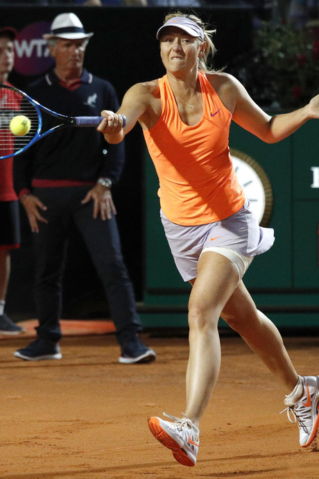 WTA niet eens met uitsluiten Sjarapova op Roland Garros: 'Ze is al gestraft'