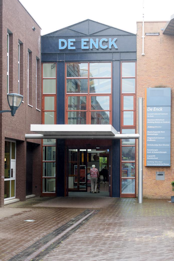 Vooral het theatergedeelte in De Enck in Oirschot is zwaar verliesgevend.
