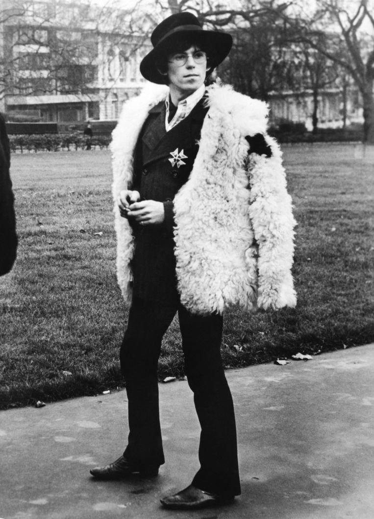 Londen, januari 1967. Beeld Gamma-Keystone via Getty Images