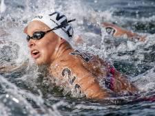 Wanhopige zoektocht zwemlocatie Van Rouwendaal: 'Overal opgewacht door politie'